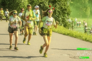 The Color Run Warsaw 2019